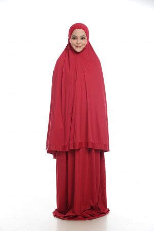 Leanen Telekung Maryam